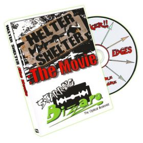 """Глотание лезвий"" by BIZZARO (DVD and BOOK)"