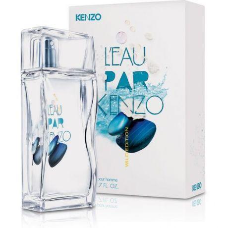 """Туалетная вода Kenzo """"L'Eau Par Kenzo Wild Pour Homme"""", 100 ml"""