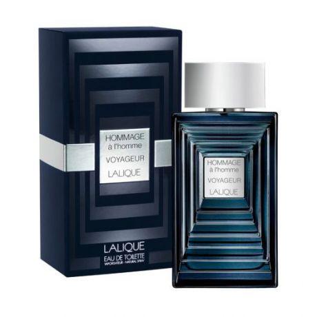 """Туалетная вода Lalique """"Hommage a l'homme Voyageur"""", 100 ml"""