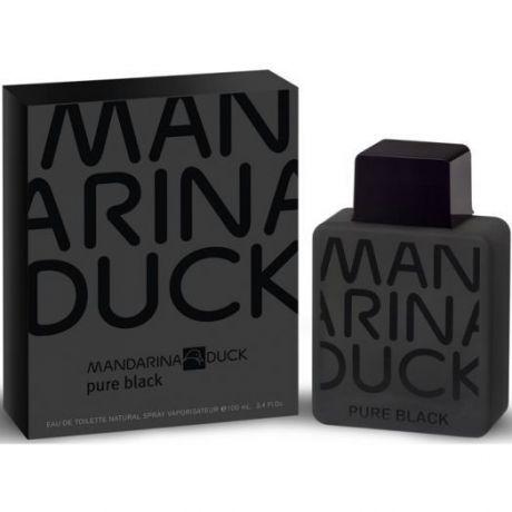 "Туалетная вода Mandarina Duck ""Black"", 100 ml"