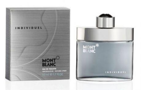 """Туалетная вода Mont Blanc """"Individuel"""", 50 ml"""