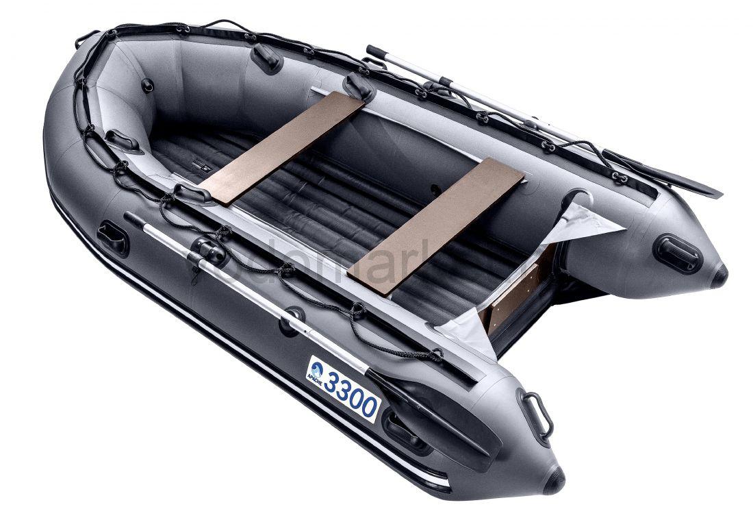 Лодка ПВХ APACHE 3300 НДНД