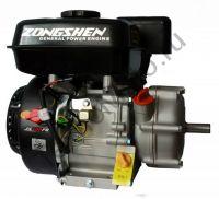 Zongshen (Зонгшен) ZS 168 FBE-4 четырехтактный бензиновый китайский двигатель с понижающим редуктром 1/2 и автоматическим сцеплением, мощностью 6,5 л.с., диаметр вала 22,0 мм..