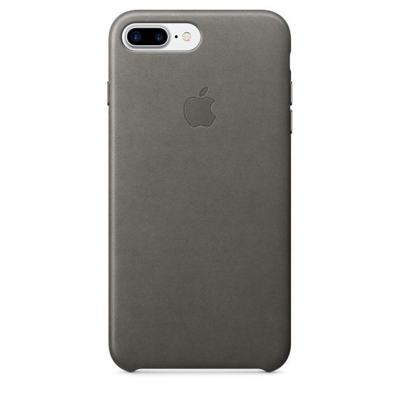 Чехол iPhone 7 Plus Apple Leather Case