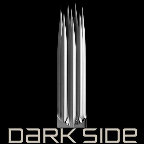 Dark Side Round Shader 0.35 Long Taper