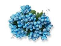 пучок веточек (10шт) голубые