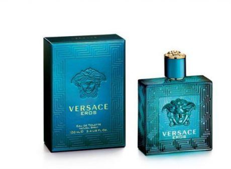 "Туалетная вода Versace ""Eros For Men"", 100 ml"