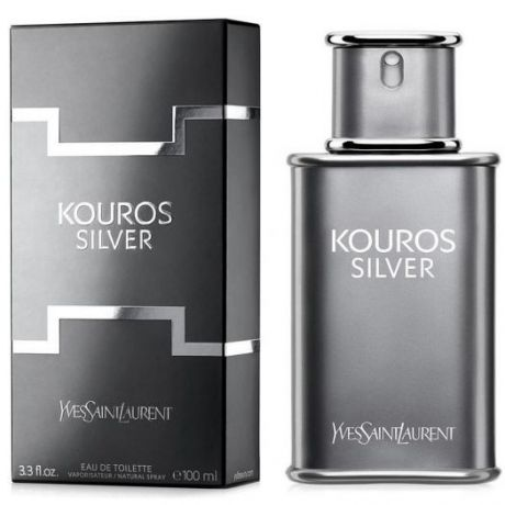 "Туалетная вода Yves Saint Laurent ""Kouros Silver"", 100 ml"