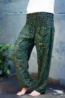 Женские индийские штаны шаровары, хлопок, Москва