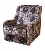 Кресло-кровать аккордеон эконом 4
