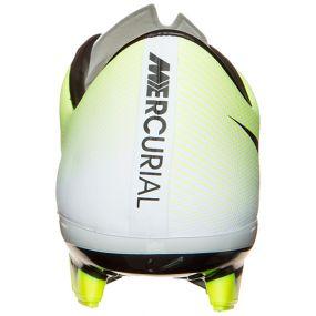 Футбольные бутсы Nike Mercurial Veloce II FG белые