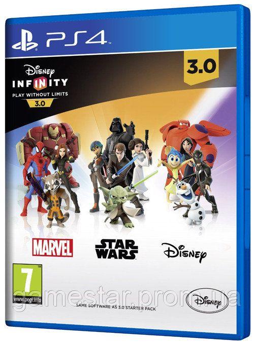 Игра Infinity 3.0 (PS4)