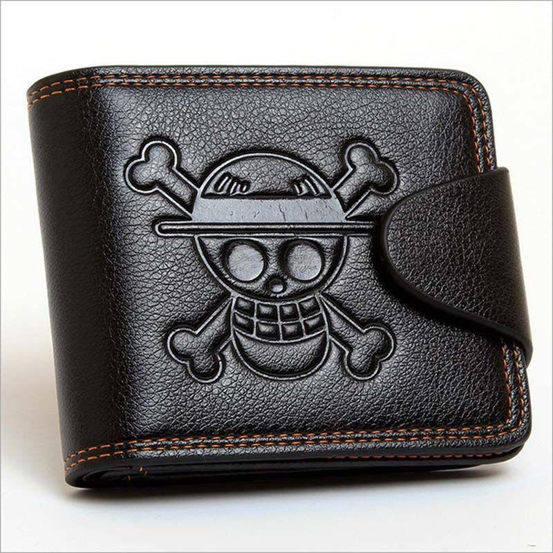 Бумажник One Piece Logo Ver.