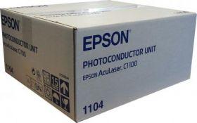C13S051104 Фотобарабан оригинальный  EPSON для AcuLaser C1100/CX11/CX21