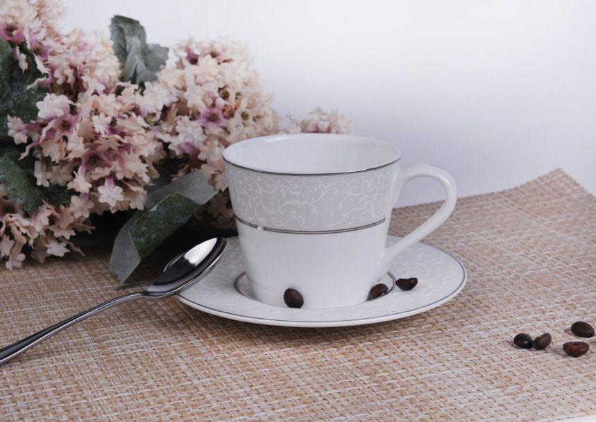 "Чайный набор на 6 персон ""Шато де Валери"", 12 пр."