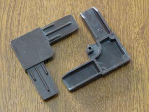 Уголок соединительный для м/с коричневый