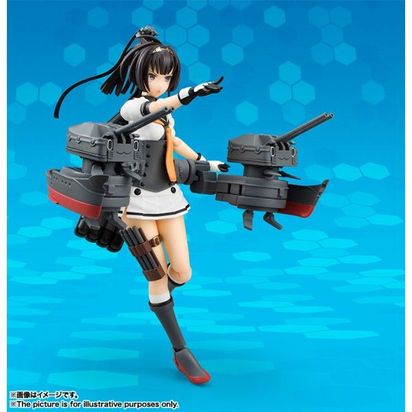 Фигурка Kantai Collection - Armor Girls Project Akizuki