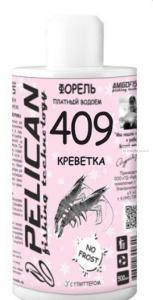 Жидкий бисквит Pelican Форель Платный водоем Креветка 409 500мл