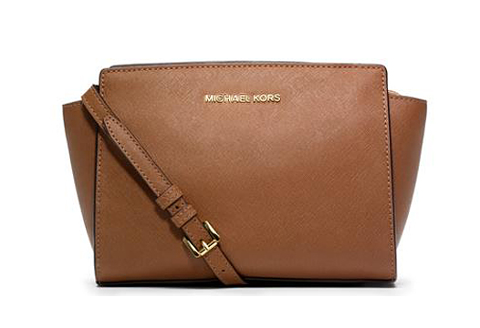 Michael Kors Selma Medium Beige