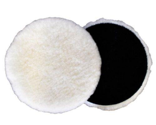 Menzerna Диск полировальный из натуральной овчины в индивидуальной упаковке, 135мм.
