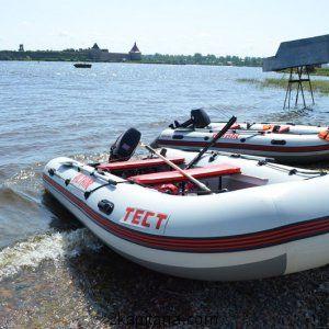 Лодка Altair PRO ultra - 440 ПВХ Надувная Моторная Альтаир Про Ультра