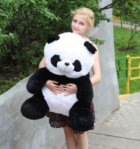 Панда Маргарита (80 см)