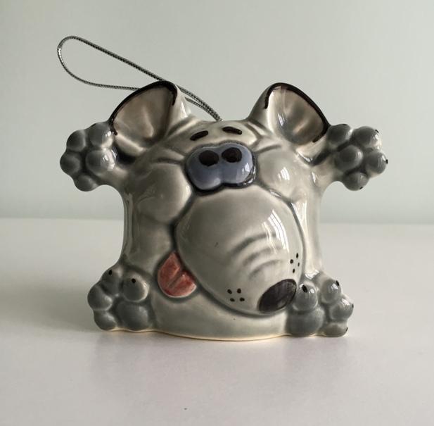 Веселая мышка