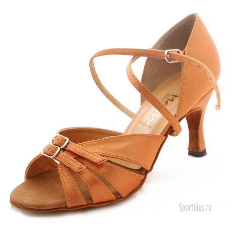Туфли для латины 7 см.