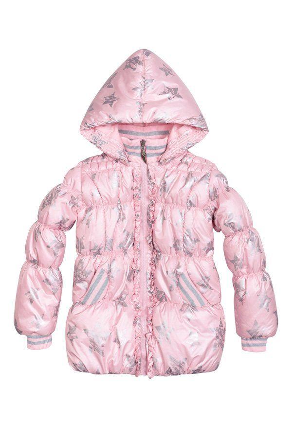 Куртка Pink dreams для девочек 3 лет