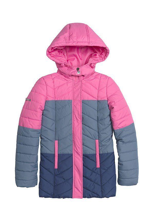 c7735184b8ff Купить девочкам куртку от Пеликан недорого, верхнюю одежду заказать ...