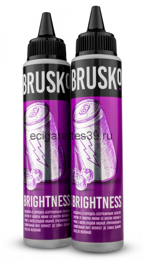 Жидкость Brusko Brightness, 60 мл.