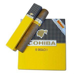 COHIBA SIGLO I D-C-C/P-5-C/B-25