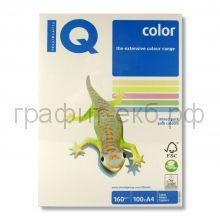 Бумага А4 IQ mix PASTEL 5цв.250л.80г/м2