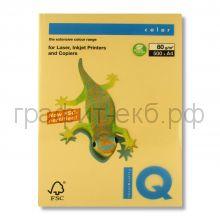 Бумага А4 IQ N24 темно-кремовый 500л.