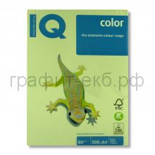 Бумага А4 IQ N27 св.-зеленая 500л