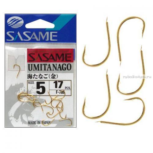 Купить Крючок Sasame Umitanago F-786 ( упаковка)