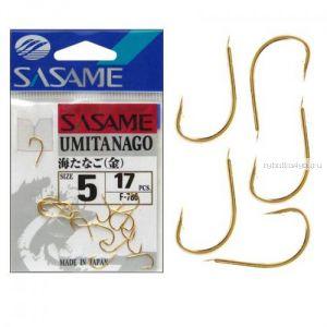 Крючок Sasame Umitanago F-786 ( упаковка)