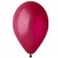Надувной шарик красного цвета 25 см, 100 шт.