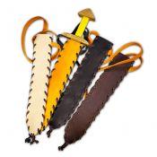 Ножны кожаные для детского меча