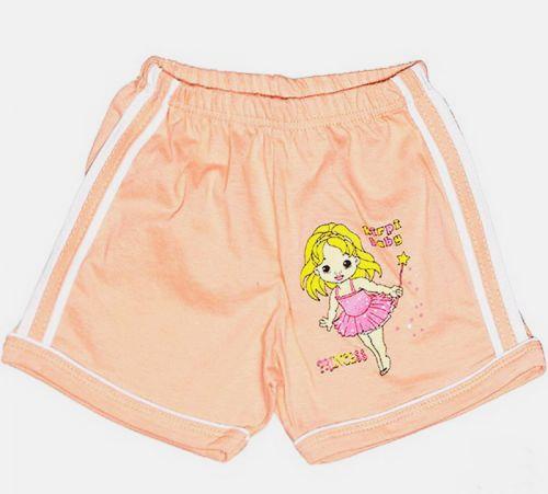 Шорты для девочки (1-5 лет)-90руб