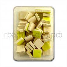 Мозаика 10х10 керамика лимонная МХ-7615-201