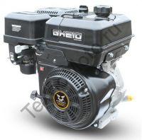 Двигатель Zongshen (Зонгшен) ZS GH210  имеет объем 292 куб. см и обладает мощностью 7 л. с. горизонтальный вал 19,05 мм.
