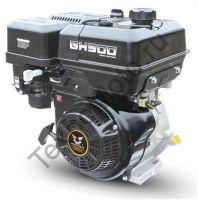 Двигатель Zongshen (Зонгшен) ZS GH420  имеет объем 420 куб. см и обладает мощностью 15 л. с. горизонтальный вал 25,4 мм.