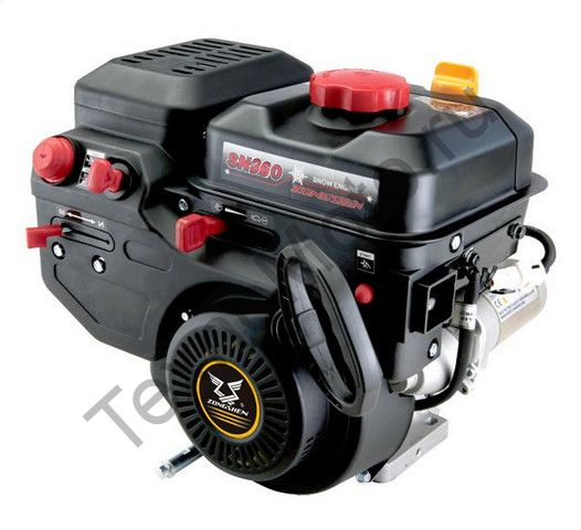 Двигатель Zongshen ZS SN360