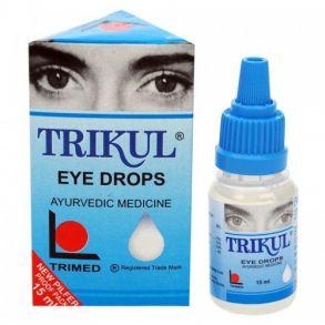 """Капли для глаз Трикул """"Trikul"""",15мл"""