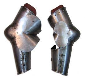 Руки Миланские (пара) асимметричные