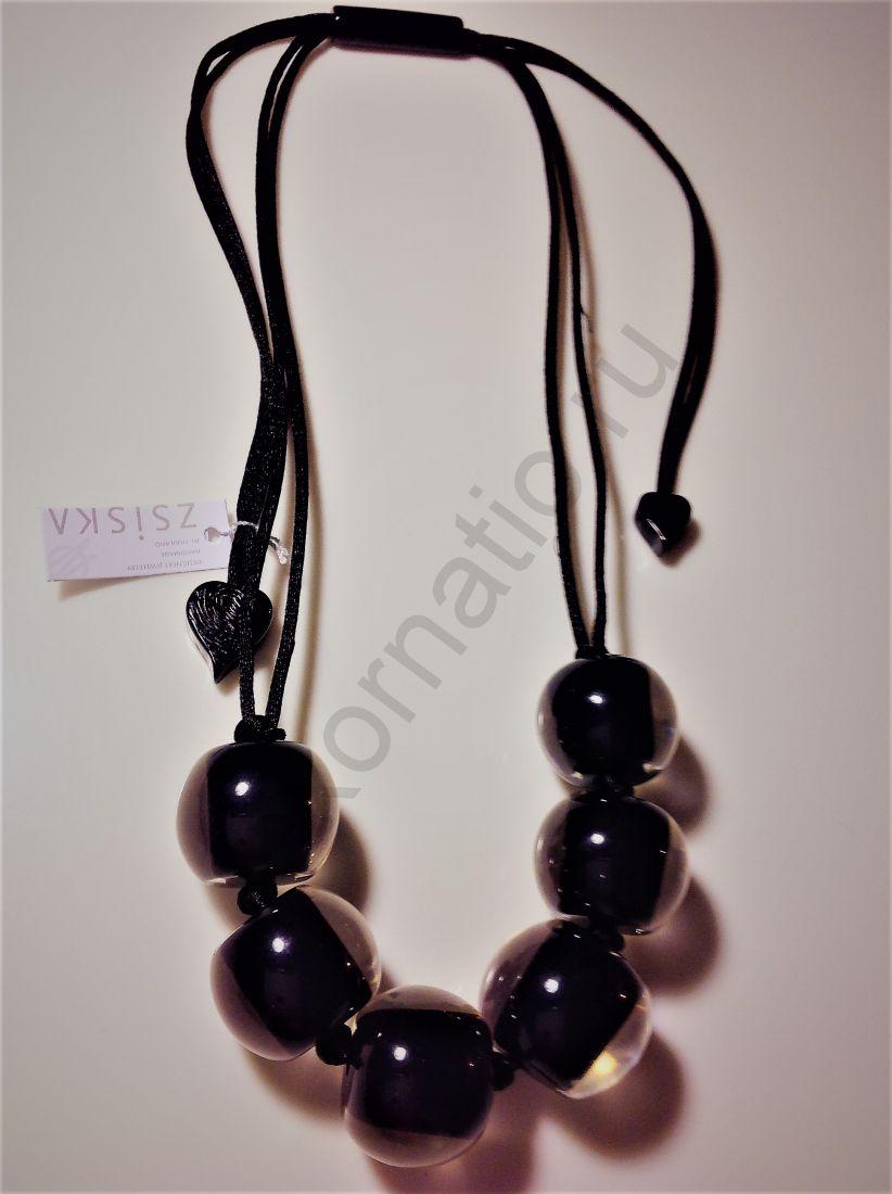 Колье Zsiska 40101209010Q06. Коллекция Clourful Beads 2