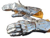 Перчатки Готические. Модель №3