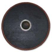 Круглый щит с локтевым хватом. Стандарт
