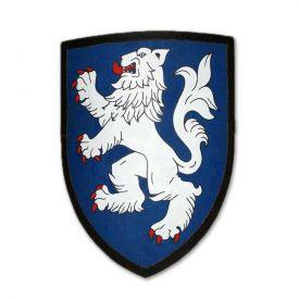 Щит рыцарский со львом. Западная Европа XIV в.